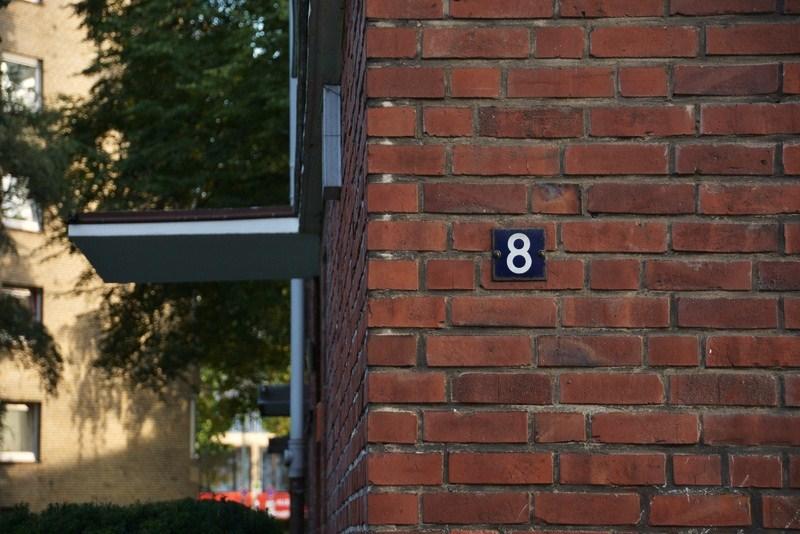 Haus Nr. 8