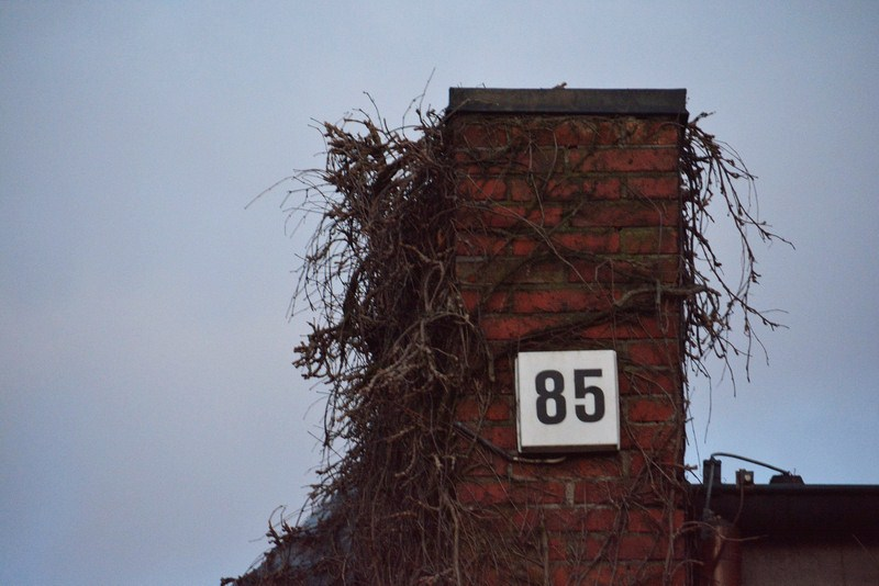 Hausnummer 85